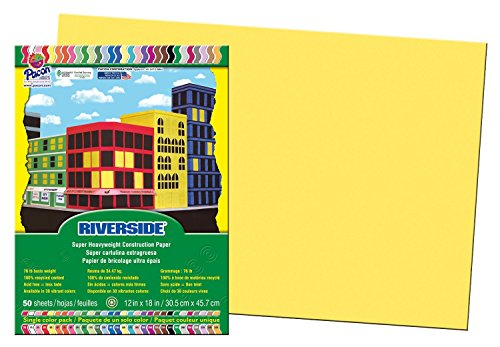 Pacon Riverside Construction Paper