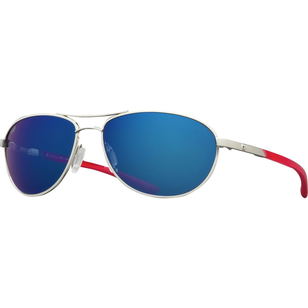 846af234b67dd Amazon.com  2015 Costa Kenny Chesney KC Kit ( Palladium with Crystal Red  Temples )  Clothing