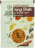 Pure & Sure Organic Powder, Vangibath, 100g