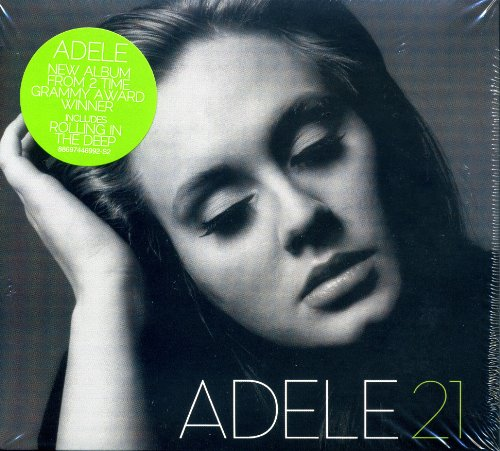 Adele 21 {Deluxe 2 CD} with 4 Bonus Live Tracks by Sony