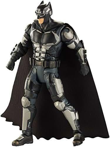 DC Comics Multiverse Justice League Batman Tact Suit Figure, 6