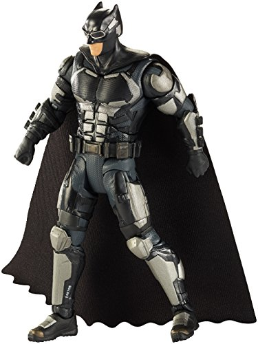 DC Comics Multiverse Justice League Batman Tact Suit Figure, 6""