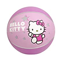 Hello Kitty Sports Mini Basketball 7-Inch