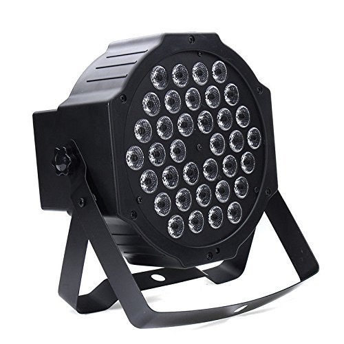 72W Black Light DJ Lights UV Blacklight Stage Spotlight 36 LEDs Auto Lighting Voice Control for Party Wedding Disco Club with Control by Deep Dream (Image #2)