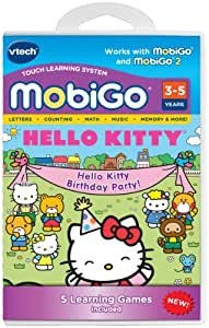 VTech MobiGo Software Cartridge - Hello Kitty
