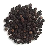 Frontier Co-op Peppercorns, Black Whole 1 lb. Bulk Bag