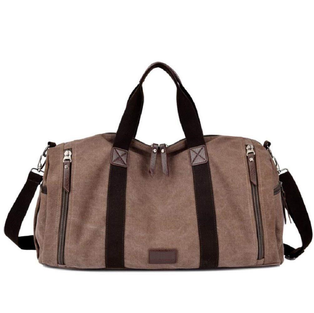 BEI Outdoor-Rucksack 20-35L High-Capacity-Reisetasche, Wandern und Freizeit Urlaub Gepäcktasche, Leinwand Solide Verschleißfeste Anti-Tearing Handtasche