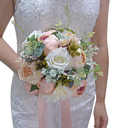 Top 10 best bouquet of flowers for wedding bride 2020