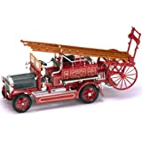 Yat Ming Scale 1:43 - 1921 Dennis N Type Fire Engine