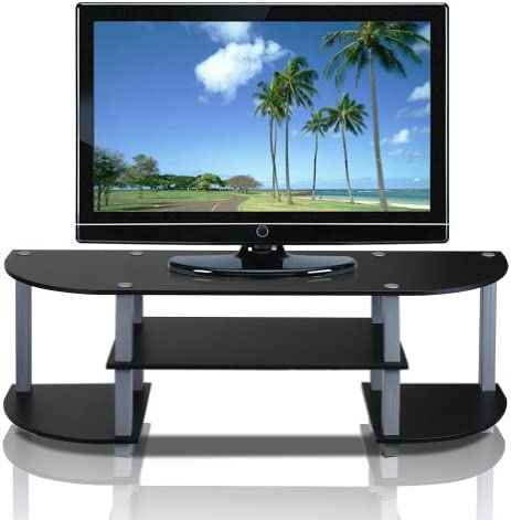 home, kitchen, furniture, living room furniture, tv, media furniture,  television stands, entertainment centers 6 image Furinno Turn-S-Tube Wide TV Entertainment Center deals