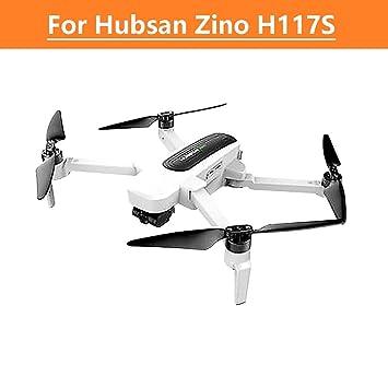 WULEI Hubsan Zino H117S Quadcopter Drone 4K cámara GPS WiFi FPV + ...