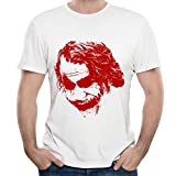 Heath Ledger Australian Actor Music Video Director Joker T Shirt Mens Medium