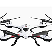 optimal5 JJRC H31 RC Drone 6-Axis Waterproof Quadrocopter (White)
