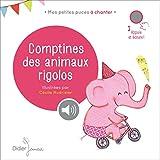 """Afficher """"Comptines des animaux rigolos"""""""