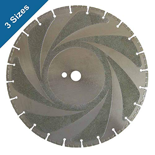 Ductile Iron and Steel Cutting Diamond Blades (3 Sizes) (16 in. x 3.2mm x 1 in. Arbor)