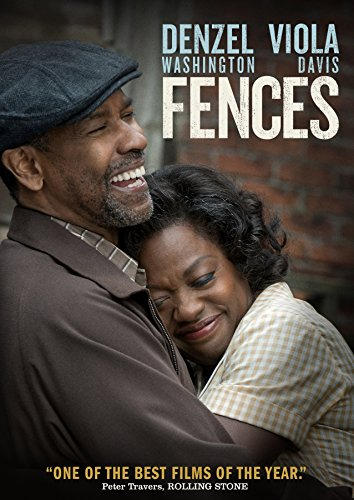 Fences [DVD]  Denzel Washington
