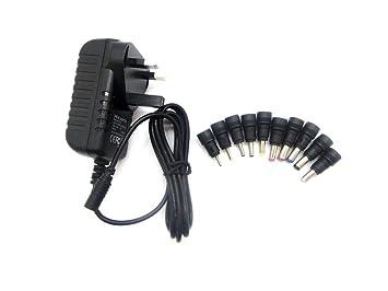 Cargador Adaptador de Fuente de alimentación de 12 V CA/CC ...
