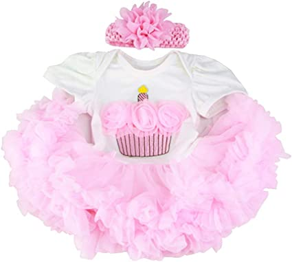 Reborn Baby Doll Clothes Outfit for 20-23 Inch Reborns Newborn Babies Matching Clothing Headband Mom Red Heart Tutu Dress Shoes Three-Piece Set