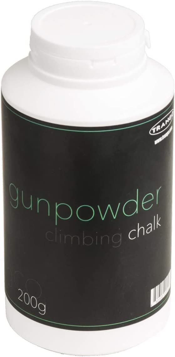 TRANGO Gunpowder Climbing Chalk, 200g