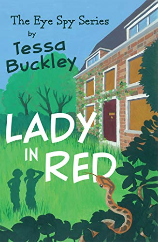 Book: Lady in Red: Eye Spy series #3 by Tessa Buckley