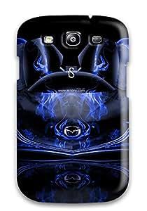 Protective Tpu Case With Fashion Design For Galaxy S3 (mazda Furais 28)
