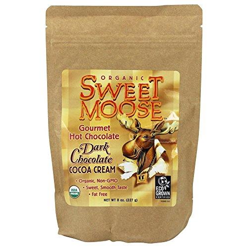 Dark Chocolate Cocoa FunFresh 8 oz Powder (Moose Sweet)