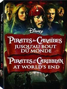 Pirates des Caraïbes : Jusqu'au bout du monde (Bilingual) (Version française)