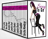 Sexy to Go Spanking box set: (Spanking stories, bdsm, first time submissive, domestic discipline and more!)