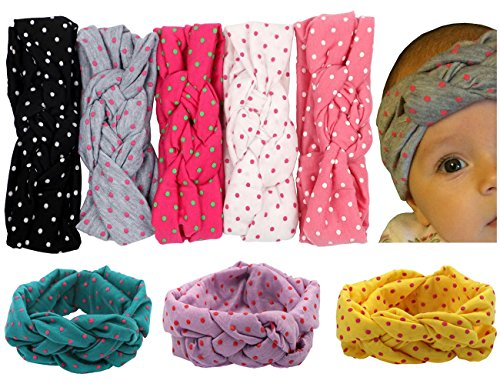 Papiarts Headbands Stretchy Hairbands Children product image