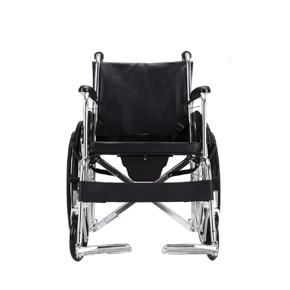 MTao 自走式折りたたみ 敬老の日 車椅子 B07N182YSK 車椅子 アルミ合金製車いす 自走介助兼用 車イス 軽量 ノーパンクタイヤ 駐車ブレーキ付き 介助ブレーキ付き 便器付き 滑り止め コンパクト 携帯便利 通気性 安全ベルト付き ポケット付き レッグレスト付き ブラック 高齢者 老人 障害者 介護用品 福祉用品 敬老の日 18kg B07N182YSK, 春日市:cb1c6b97 --- itxassou.fr