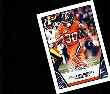 reputable site ce3fb 0ba85 Amazon.com: 2019 Panini NFL Sticker Standard Sized Trading ...