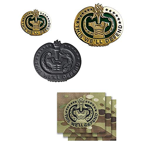 US Army Drill Sergeant Instructor Badge Bundle