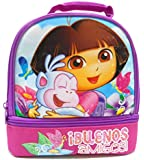 Nickelodeon Dora Dual Lunch Box Kit