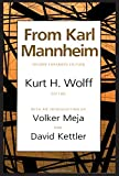 img - for From Karl Mannheim book / textbook / text book