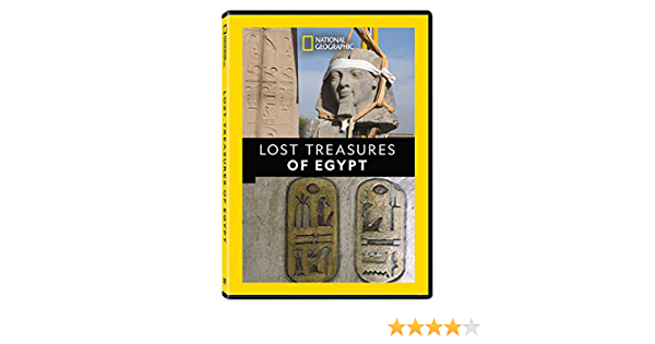 Amazon Com Lost Treasures Of Egypt National Geographic Movies Tv
