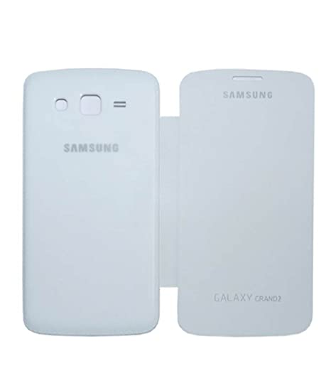 more photos 2f080 f6562 Generic Faux Leather Flip Cover for Samsung Galaxy Grand 2 SM-G7102 ...
