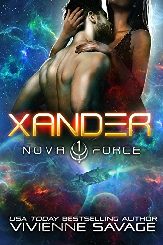 Xander (The Nova Force Book 1)