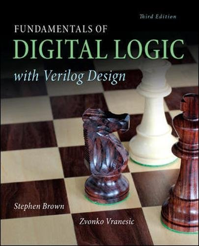 Fundamentals of Digital Logic with Verilog Design cover