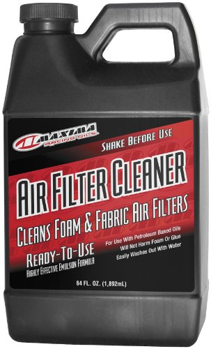 Maxima Lubricants 70-79964 AIR FILTER CLEANER 64/OZ