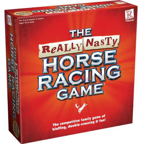 - The Really Nasty Horse Racing Game