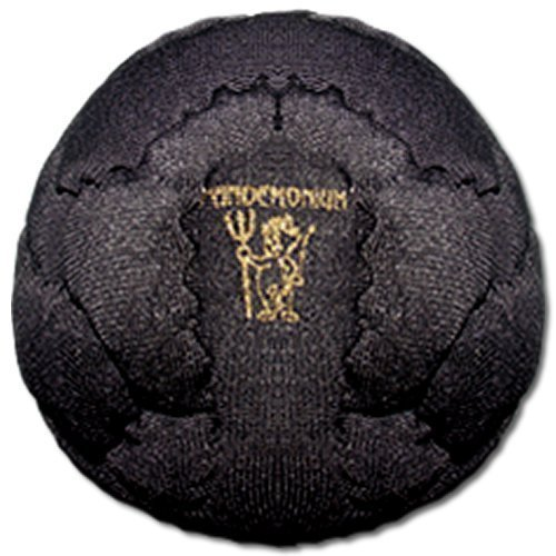 Specter Footbag 06 Panels Lycra Hacky Sack Bag Sand & Iron Weighted At 2.1 Onces by Pandemonium Footbag
