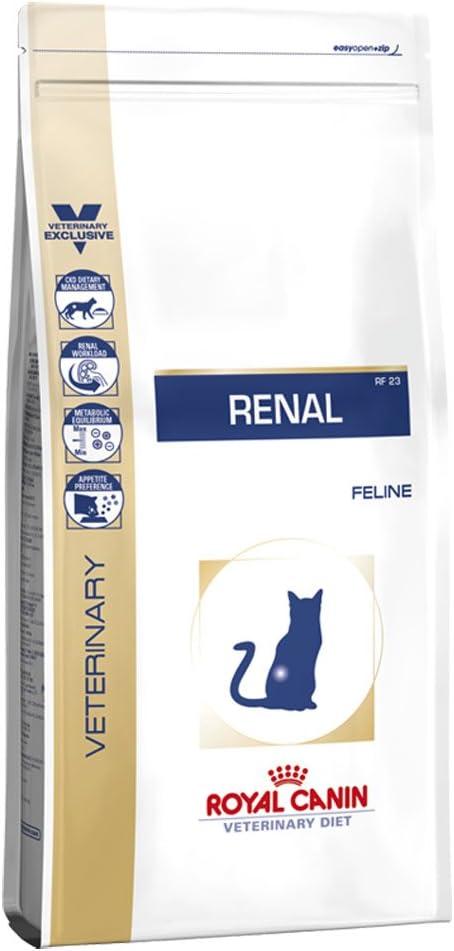 Comida para gatos ROYAL CANIN Renal 4 kg de alimento seco para gatos