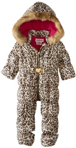 Juicy Couture Baby Baby-Girls Newborn Snowsuit