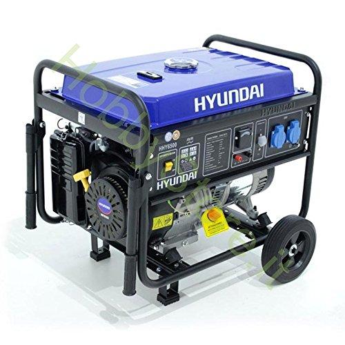 Trolley Generator Hyundai hy6500W 5,5kW