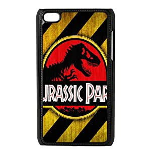 Printed Phone Case Jurassic Park For Ipod Touch 4 Q5A2113534