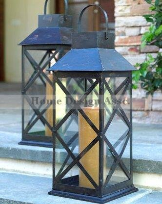 amazon com extra large 28 x colonial candle lantern tabletop