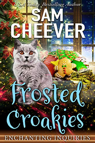 Frosted Croakies by Sam Cheever ebook deal