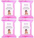 Retinol and Collagen Anti-aging Makeup Cleansing Wipes, 4-pk (120 Wipes) (Collagen)