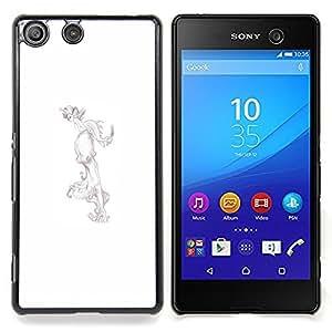 """Planetar ( Geometría ARTE espiritual del símbolo"""" ) Sony Xperia M5 E5603 E5606 E5653 Fundas Cover Cubre Hard Case Cover"""