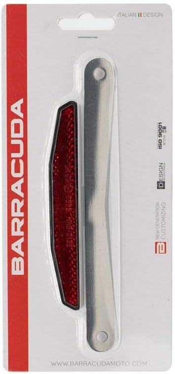 Barracuda Kennzeichenhalter Rückstrahler Auto